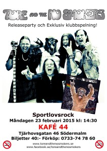 Sportlovsrock 2015 Kafé 44